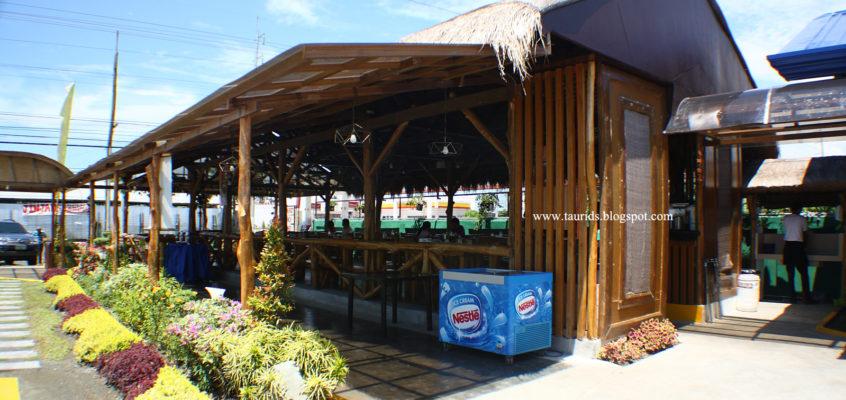 Lumad Native Restaurant im Süden von Davao