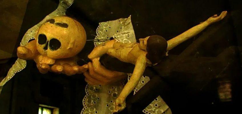 PHILIPPINEN REISEN BLOG - Sta. Rita de Cascia Statue