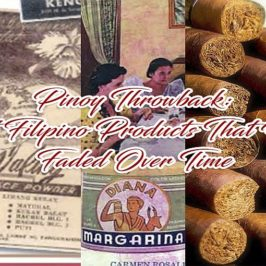 PHILIPPINEN REISEN BLOG - NOSTALGIE - ALTE PRODUKTE: Diana Margarine