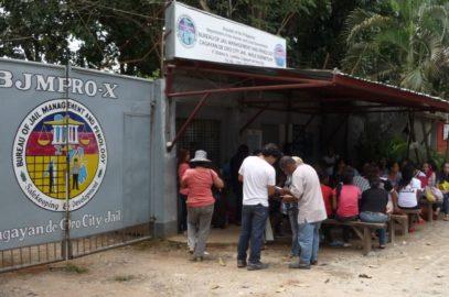PHILIPPINEN REISEN BLOG - Das Gefängnis der Stadt Foto: Sir Dieter Sokoll KR