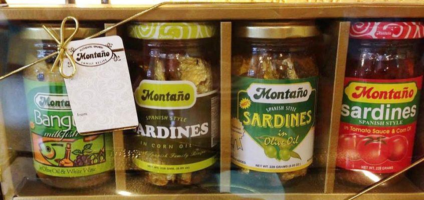 HEIMISCHE PRODUKTE: Montaño Sardines aus Dipolog