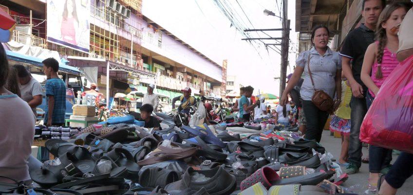 PHILIPPINEN REISEN BLOG - Markt-Fotos aus der Sammelsurium-Kiste Foto: Sir Dieter Sokoll KR