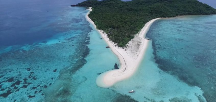 REISEZIELE: Maosonan Island in Linapacan