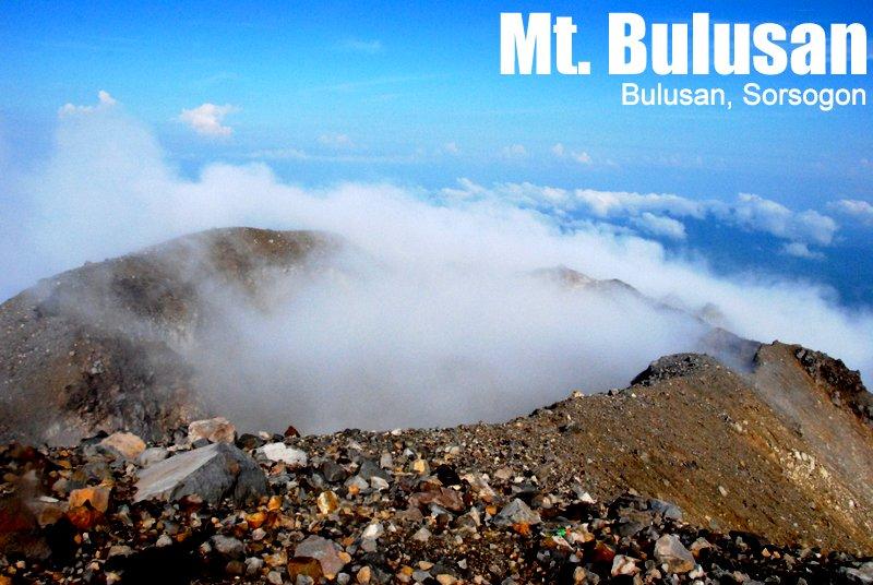 REISEZIELE – Bulusan Vulkan