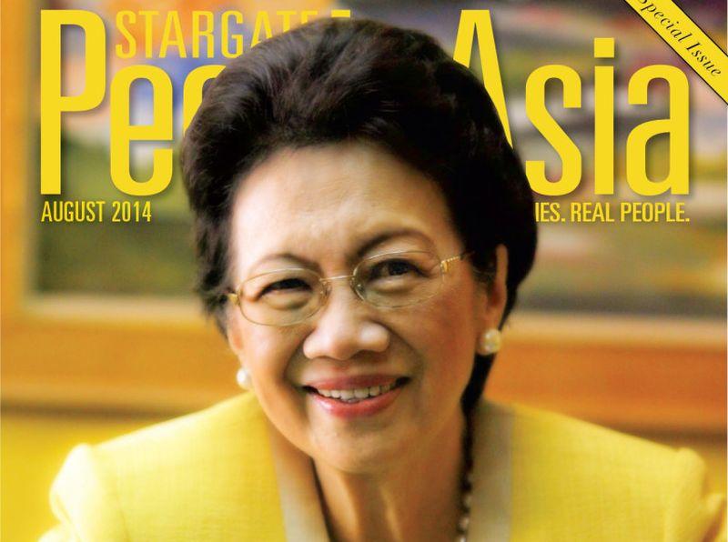BELANGLOSIGKEITEN – Cory Aquinos Lieblingsfarbe