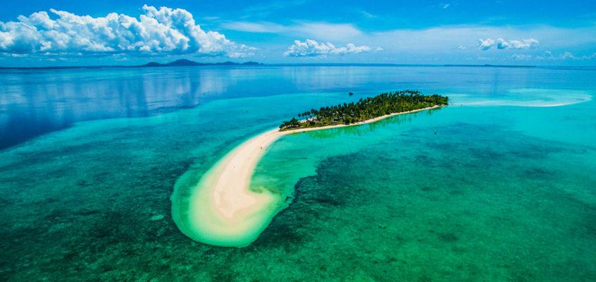 REISEZIELE: Die Insel Panampangan