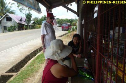 PHILIPPINEN REISEN BLOG - Das abrupte Ende unserer Fahrt zum Geburtstag Foto von Sir Dieter Sokoll