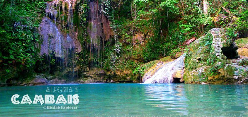 REISEZIELE: Cambais Wasserfälle in Cebu