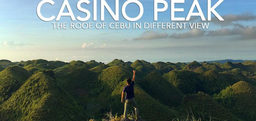 PHILIPPINEN REISEN BLOG - REISEZIELE - Casino und Kandungaw Gipfel in Dalagute