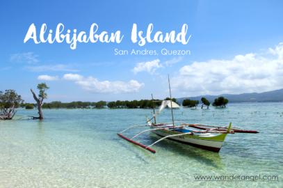 PHILIPPINEN REISEN BLOG reiseziele- Die Insel Alibijaban