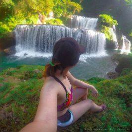 PHILIPPINEN REISEN BLOG REISEZIELE - Pinipiskan Wasserfälle & Sulpan Cave