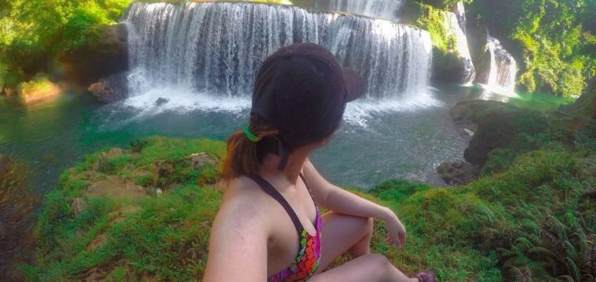 REISEZIELE – Pinipisakan Wasserfälle & Sulpan Höhle