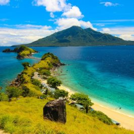PHILIPPINEN REISEN BLOG - REISEZIELE - REISEZIELE: Insel Sambawan