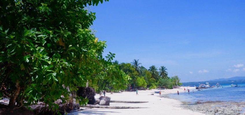 PHILIPPINEN REISEN BLOG - REISEZIEL: Cabgan Islet in Barobo