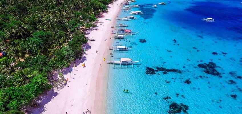 PHILIPPINEN REISEN BLOG - REISEZIE: Subic Beach in Matnog