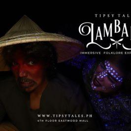 PHILIPPINEN REISEN BLOG - Philippinische Folklore im Tipsy Tale Lambana