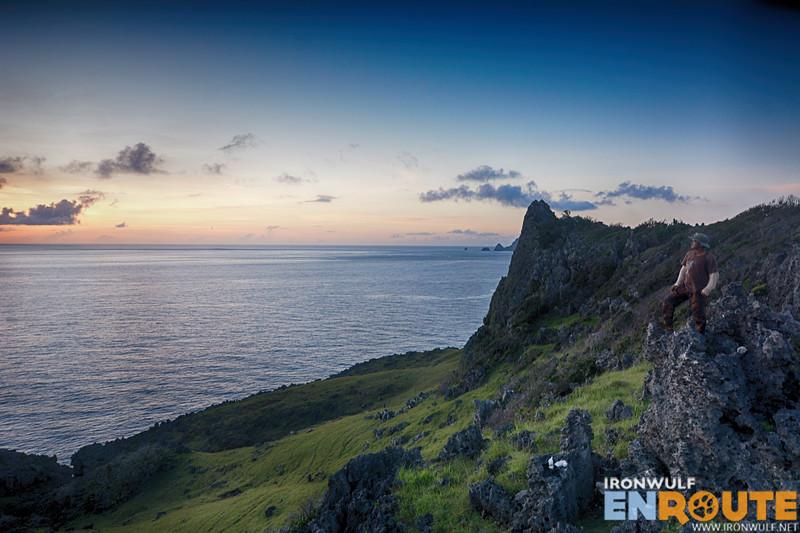 PHILIPPINEN REISEN BLOG - REISEZIELE: Rapang Cliffs in Itbayat