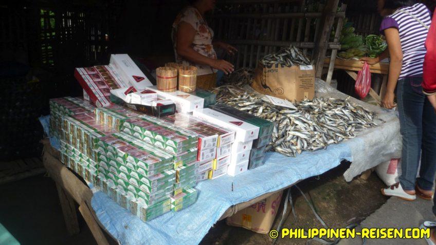 PHILIPPINEN REISEN BLOG - Malatapay Markt - Mein Besuch Foto von Sir Dieter Sokoll