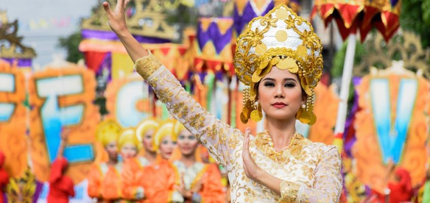 T'nalak Festival in Koronadal