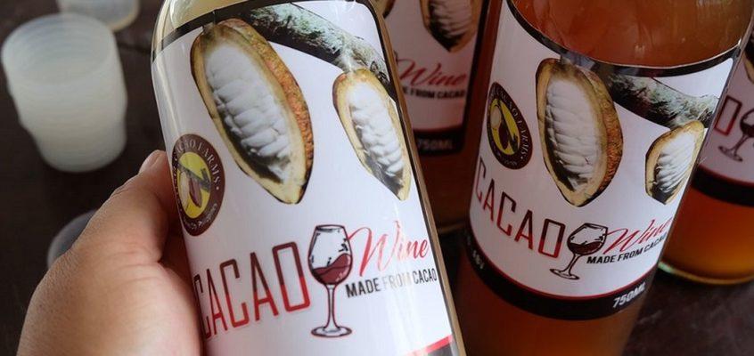 Ein Prosit auf das Leben mit Kakaowein von Rosit
