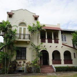 PHILIPPINEN REISEN BLOG - German Unson Heritage House in Salay