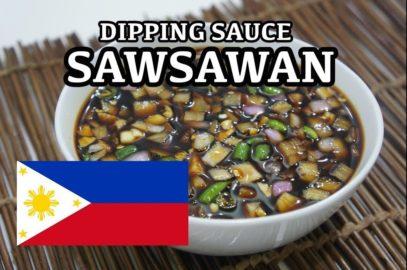 PHILIPPINEN REISEN BLOG - PHILIPPINISCHE ESSGEWOHNHEITEN: Warum lieben Filipinos 'sawsawan'?