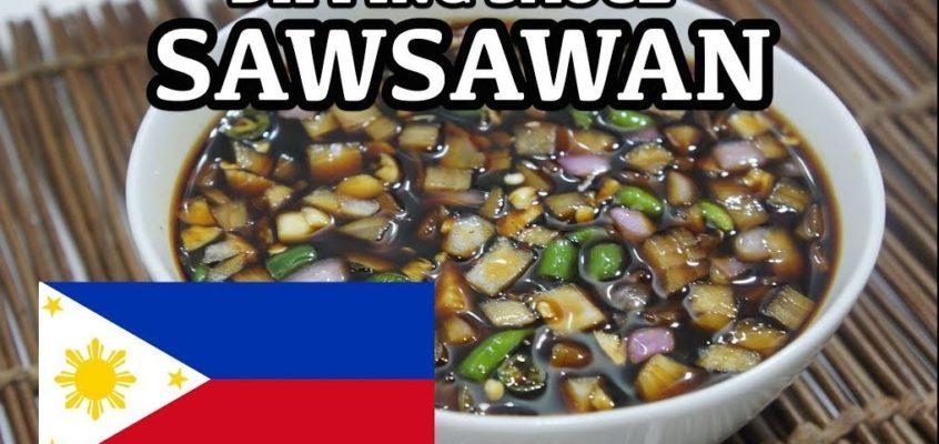 PHILIPPINISCHE ESSGEWOHNHEITEN: Warum lieben Filipinos 'Sawsawan'?