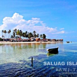 PHILIPPINEN REISEN BLOG - REISEZIELE: Die Insel Sikulan in Tawi-Tawi