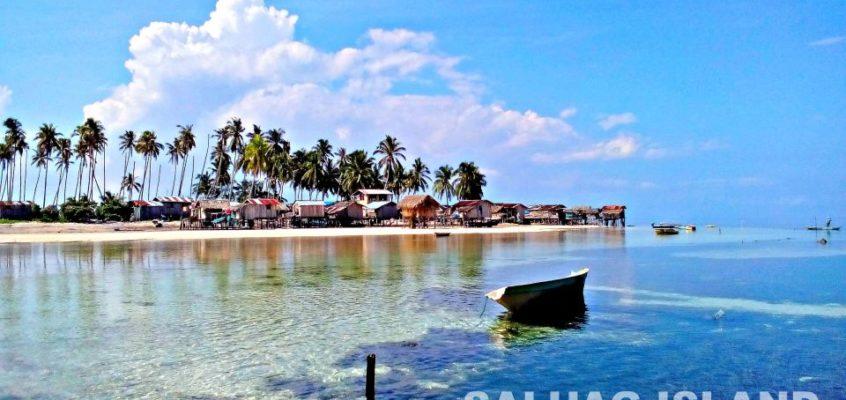 REISEZIELE – Die Insel Sikulan in Tawi-Tawi