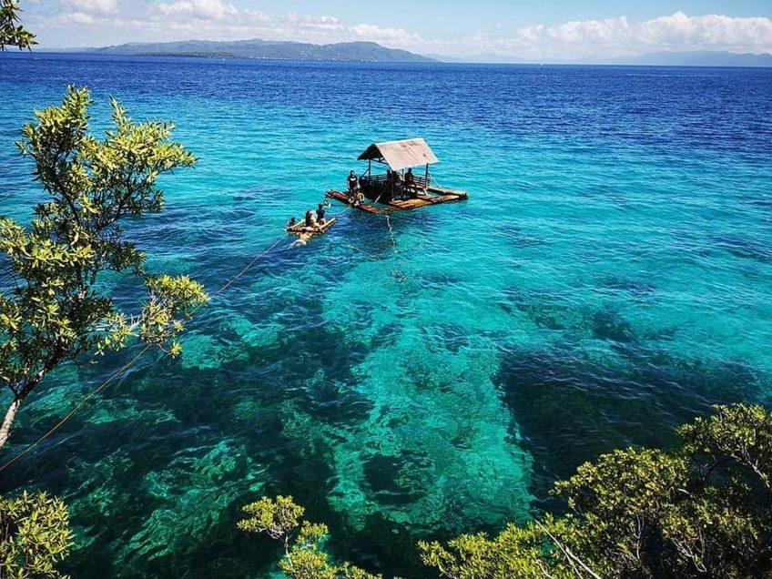 PHILIPPINEN BLOG - REISEZIEL: Limasawa Island