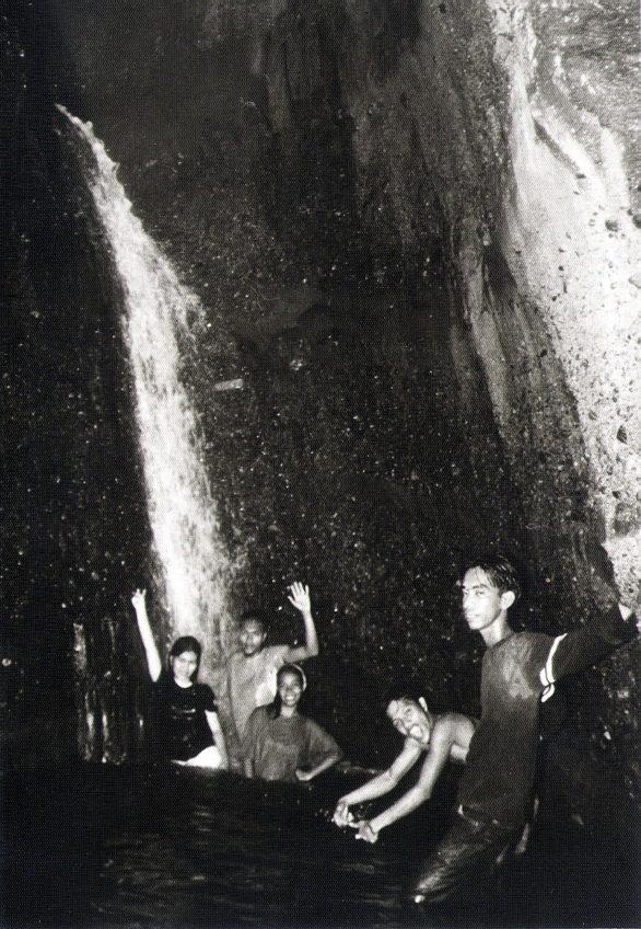 PHILIPPINEN BLOG - Wanderung zu den Walang Langit Wasserfällen