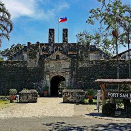 PHILIPPINEN BLOG - BESICHTIGUNGEN: Festung San Pedro in Cebu