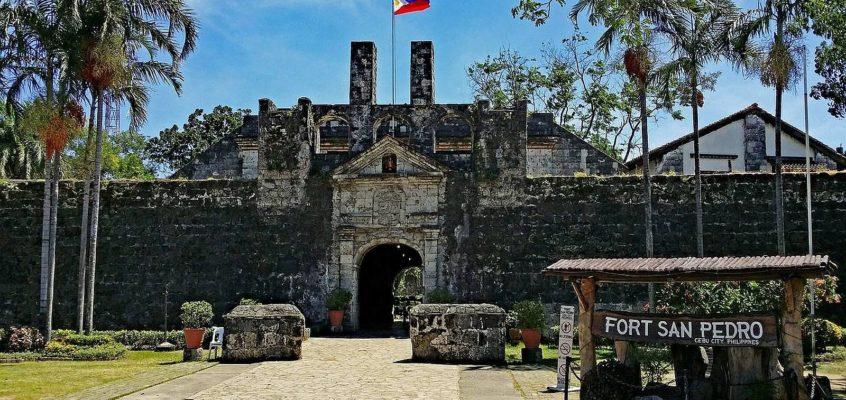 BESICHTIGUNGEN: Fort San Pedro