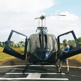 PHILIPPINEN BLOG - Heli Tour Batangas