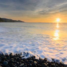 PHILIPPINEN BLOG - REISEZIEL: Ampere Strand in Dipaculao