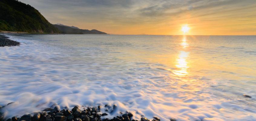 REISEZIEL: Ampere Strand in Dipaculao