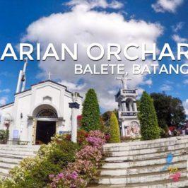 PHILIPPINEN BLOG - Dieser schöne Batangas Mariengarten wartet!
