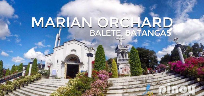 Dieser schöne Batangas Mariengarten wartet!