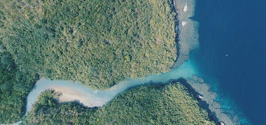 Ausflug zum Bojo Fluss in Aloguinsan