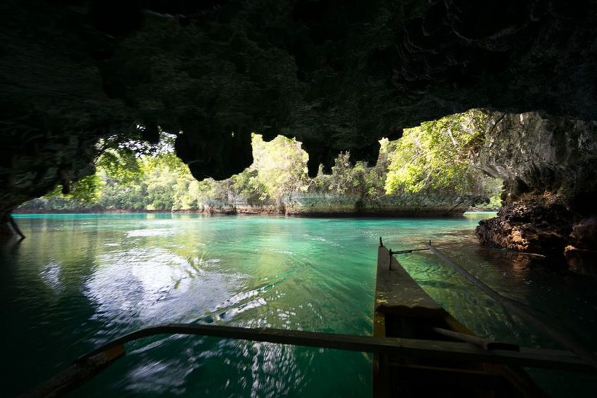 PHILIPPINEN BLOG - REISEZIEL - Bucas Grande Islands