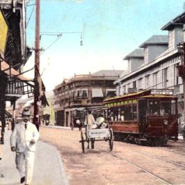 PHILIPPINEN BLOG - Manilas lange vergessene Transvias, einst der Neid von Asien