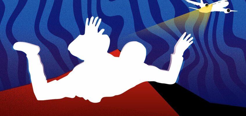 Der Kerl, der Philippine Airlines entführte und mit einem selbstgebauten Fallschirm entkam