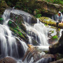PHILIPPINEN BLOG - Die versteckten Tumitindog Wasserfälle in Impasugon