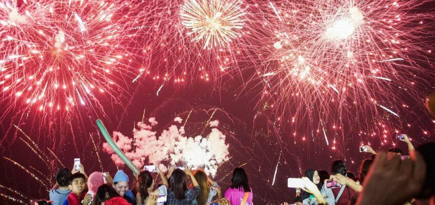 10 philippinische Bräuche zu Neujahr