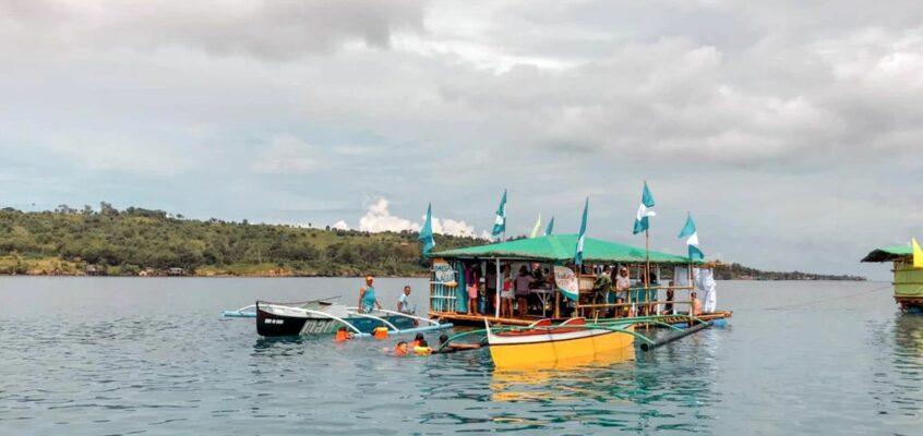 Balsa de Agua: Ein neues Picknick-auf-Wasser-Erlebnis in Misamis Oriental