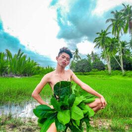 PHILIPPINEN BLOG - Boholano Qurantäne-Spaß-Fotoshooting