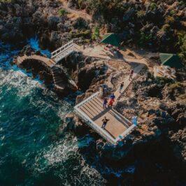 PHILIPPINEN BLOG - Santori Cliff in Basay