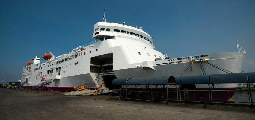Reisen mit dem Boot oder der Fähre auf den Philippinen
