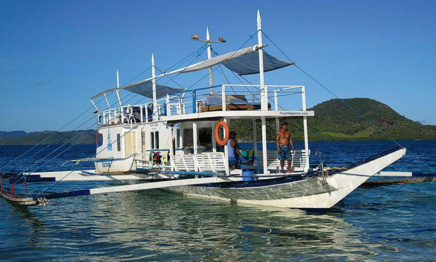 PHILIPPINEN BLOG - Reisen mit dem Boot oder der Fähre auf den Philippinen