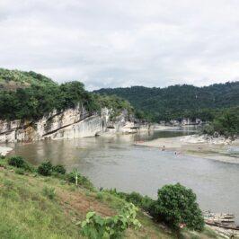 PHILIPPINEN BLOG - AUS ANDEREN BLOGS - Die Entdeckung - Unser Governor's Stromschnellen-Abenteuer
